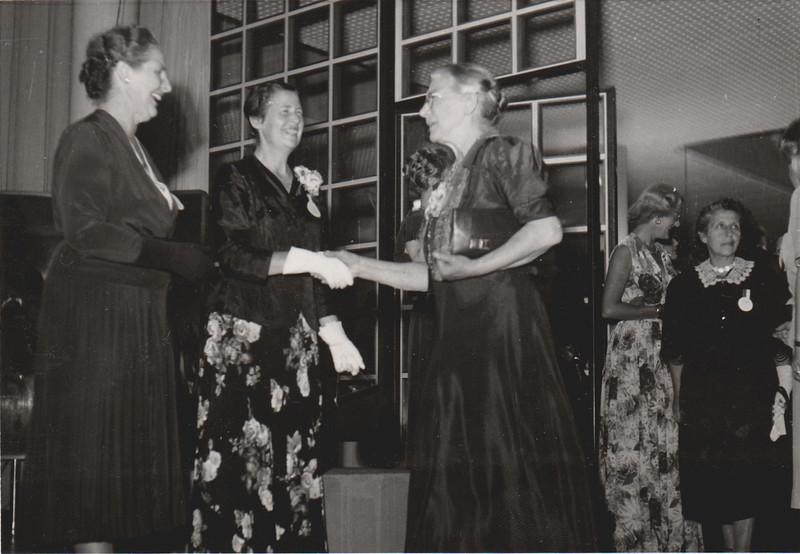 10th IFUW Conference - Zurich & Basel, Switzerland, 1950