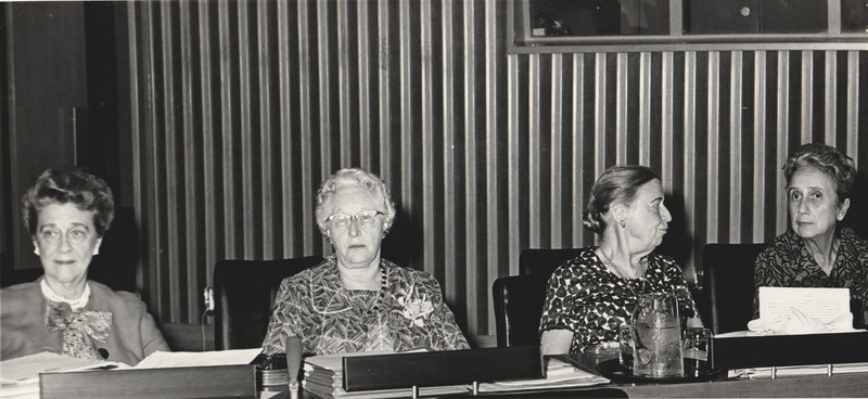 UNICEF Special Meeting on the Needs of African Children - Cairo, 1966