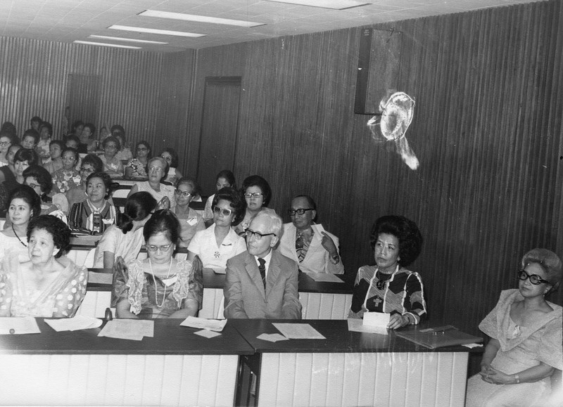 Regional Meeting -  Manila, Philippines 1972