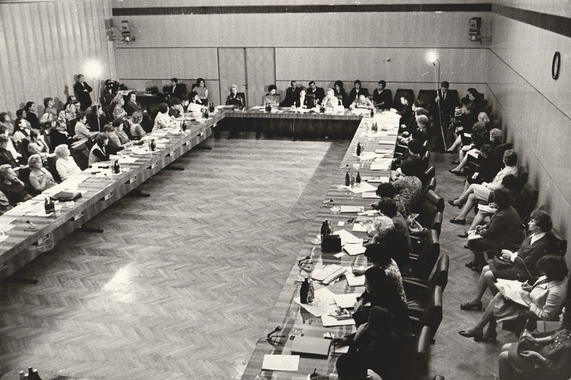 International Seminar, Greece 1971