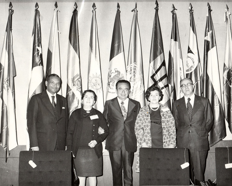 UNESCO Meeting of Experts on the Recognition of Studies, Diplomas and Degrees in Higher Education in Latin America and the Caribbean - Mexico City 1974