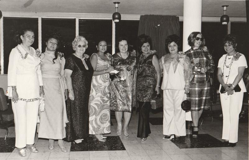 International Seminar - Managua, Nicaragua, 1971