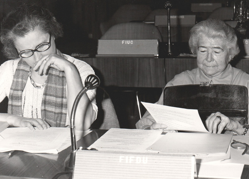 UNESCO Conference on Recognition of Diplomas in Europe - Paris, France 1978