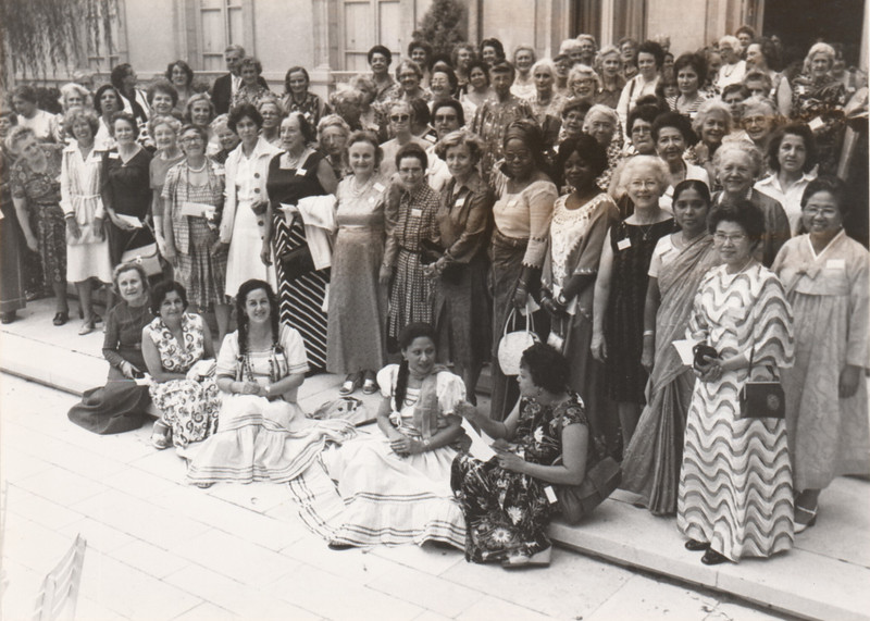60th IFUW Council - Grenoble, France 1976