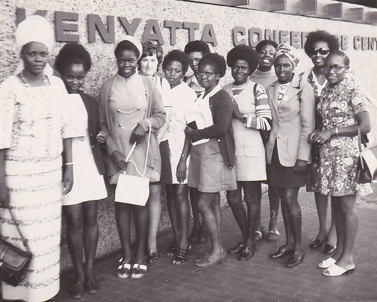 International Women's Year (IWY) Seminar - Kenya 1975