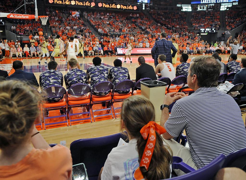 Dr. Milt Lowder and Clemson Basketball
