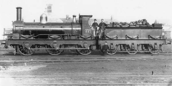 661 J  Armstong class 388 0-6-0 'Armstrong Goods'