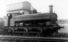 1169 Kidderminster shed yard c1930 outside frame  J  Armstrong 1076 Class originally built as a 0-6-0ST