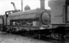 1287 withdrawn at Swindon 7th June 1953 ouside frame  J  Armstrong 1076 Class originally built as a 0-6-0ST