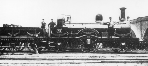 73 Armstrong 378 Class (also known as the Sir Daniel Class) 2-2-2