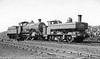 2071 + 4355 Wolverhampton Oxley 7th May 1938 George Armstrong 2021 class (rebuilt as pannier tank)