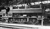 2083 Llenelly shed 9th September 1951 George Armstrong 2021 class (rebuilt as pannier tank)