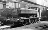 2060 Swindon shed 15th August 1954 Armstrong-Dean 2021 class