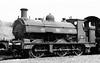 1925 Swindon dump 24th June 1951  George Armstrong GWR 1901 Class (as built original saddle tank)