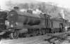 3011 & 7244 Duffryn yard 15th December 1957