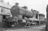3011 Carmarthen shed 12th September 1952