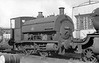 1152 ex 935 Peckett 0-4-0ST design for Powlesland & Mason contractors at Swansea Docks