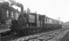 5 at Weston Super Mare May 1929 Weston Clevedon & Portishead Railway Manning Wardle 0-6-0T