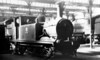 5 Porstishead in GWR green livery ex WCPR  (Weston, Clevedon and Portishead Railway) Stroudley Class A1X Terrier 0-6-0T