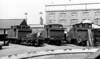 265, 231 (B Class) & 272 Swindon works 11th June 1950 ex Barry Railway Class B1 0-6-2T