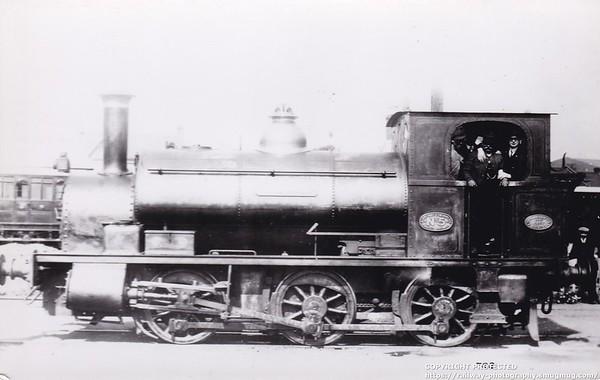 5 Cwm Mawr 0-6-0ST Burry Port and Gwendraeth Valley Railway