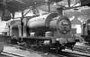 2196 Gwendraeth former BP&GVR No 6 built by Avonside Engine Co  1906 withdrawn 1956 0-6-0ST Llanelly shed 1955