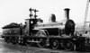 84 unknown location Cambrian Railw 4-4-0 built by Sharp, Stewart & Co