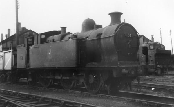 38  Hurry Riches Rhymney Railway development of Class R.