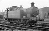 611 Cardiff East dock 18th August 1937  Hurry Riches Rhymney Railway S class