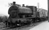 1151 (Peckett & Sons) ex Powlesland and Mason contractors  Swansea Docks 14-03-57 (2)