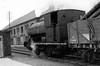 1151 (Peckett & Sons) ex Powlesland and Mason contractors  Swansea Docks 14-03-57 (1)