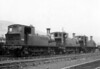 195,194 + 193 Treherbert c1950 Taff Vale Railway H classdesigned by Tom Hurry Riches, built by Kitson & Co
