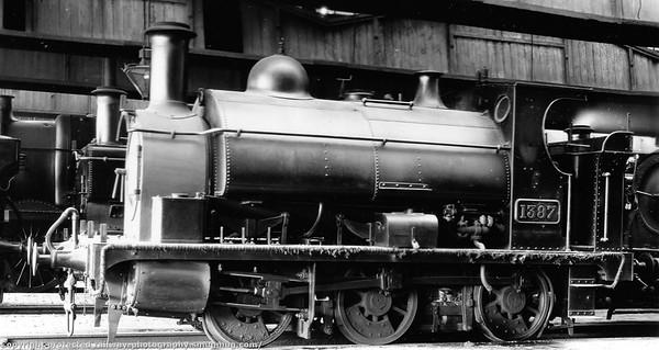 197 ex Whitland and Cardigan bay locomotive
