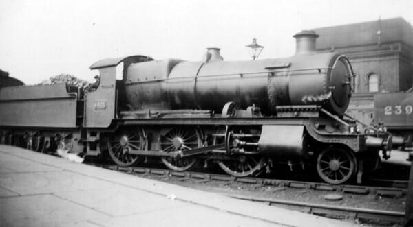 6321 Chester 8th August 1932 Churchward 4300 class