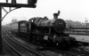 5323 arrives at Bristol T M  with a service from Gloucester 1957 Churchward 4300 class