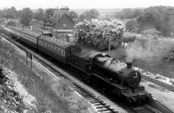 6313 Lichfield Churchward 4300 class