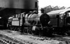 5333 outside Swindon shed 24th April 1960 Churchward 4300 class