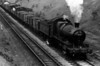5332 leaves Beaconsfield 8th July 1956 Churchward 4300 class