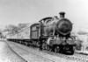 5376 unknown location 5th August 1956 Churchward 4300 class