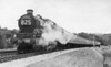 5014 Goodrich Castle with 'The Cornishman' at Dainton 31st July 1956