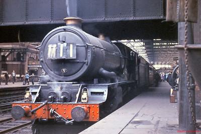 1922-1941 GWR Charles Collett
