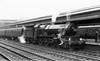 6027 King Richard I Birmingham Snow Hill with a down Birkenhead service April 1961