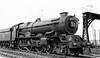 6024 Shrewsbury with 'Cambrian Coast Express' headboard