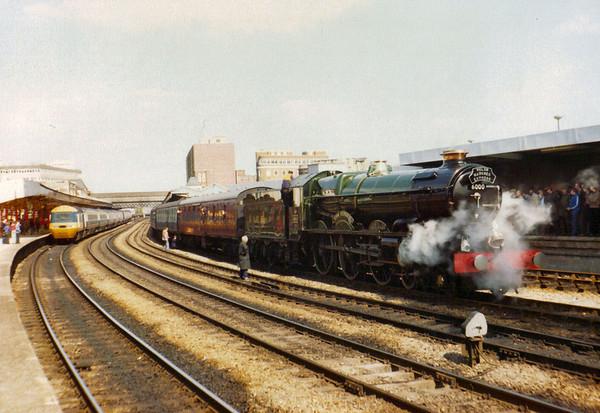 GWR  Steam