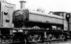 5771 Westbury shed 6th September 1959 Collett 5700 class