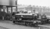 5775 Swindon works after receiving a general overhaul 28th April 1963 Collett 5700 class