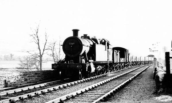 7239 Pontyffynon 12th January 1963