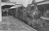 1458 Stroud with 9 30am Chelford-Gloucester service 31-10-1964