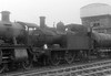 1462 Exeter shed 16th May 1960 Collett 1400 class