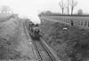 1450 L C G B The West Countryman Limited Rail Tour 24th February 1963